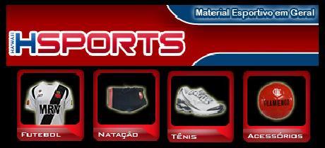 Hsports - Artigos Esportivos